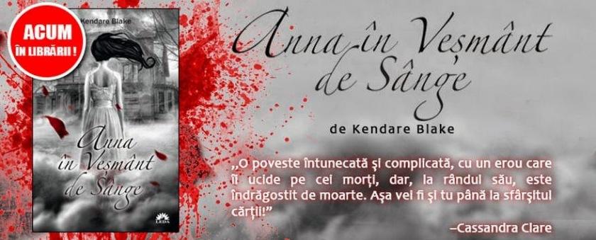Imagini pentru anna in vesmant de sange