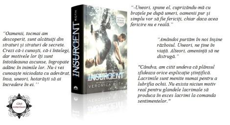 Insurgent tie-in